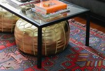 Living rooms / by Jenna Vela