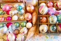 Vintage Christmas / Vintage ideas for Christmas decorating. / by Candice