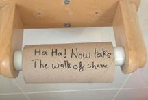 Make me laugh... / by Karen Masella-Chartier