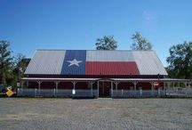Barnes  / All kinds of barns  / by Anita Moyer