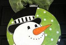 Snowmen ⛄ / Snowmen  / by Anita Moyer