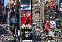 "New York City aka ""The Big Apple"" / by nereida cirino"