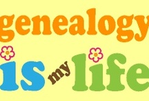 GENEALOGY :) / by Who's Your Grannie