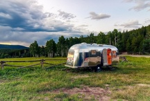 Airstreams & Adventures / by Cynthia Wright