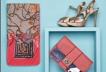 7 Days of Summer: Accessories / Celebrate summer fashion with seven days of style challenges and pin to win a £75 F&F voucher! Today: go bold with statement jewellery, footwear, bags and scarves / by F&F