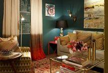 Brett Mickan Bedroom Designs / by Mercer School of Interior Design