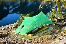 Camping/Backpacking / by Sue Riffe