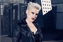 P!nk <3 / Alecia Beth Moore September 8, 1979  Abington Township, Montgomery County, Pennsylvania, United States / by Andrea Fischer