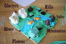 Landforms topic / by Mishpacha Academy