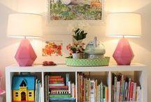 Kids bedrooms / by Lottie Bostock