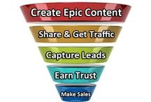 Network Marketing / If you want the latest Network Marketing Tips then your in the right place. / by Michael Cook