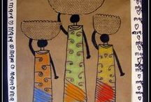 africain / by michelle LE ROUX