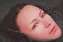 Sensibilidade / Sensibility / Arte não é para descrever e sim para sentir ...Cada um do seu jeito ...   / by Guiomar Braga