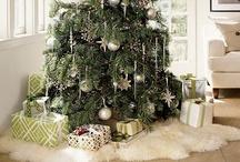 Natural Noel (Deer Fur Antlers Burlap White Reindeer Rustic Woodland Plaid Tartan Christmas ideas) / by Melissa Newberry Steger
