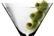 ~  Martini Time  ~ / Concoctions that make your mouth and mind Smile a little... / by MAnnBrown