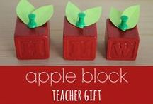 Teacher Gift Ideas / by Twin Dragonfly Designs