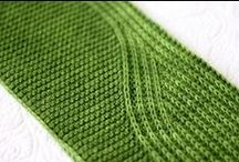 Crochet & Knitted: Scarves, etc... / by Mary Hyn