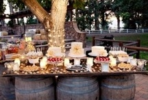 Reception Food Ideas / by Jessica Forkner