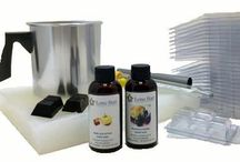 STARTER KITS / Get started making your very own candles, either as a business or just for fun, using our easy-to-use all-inclusive candlemaking starter kits.  Contains everything you need at a great low price! / by Lone Star Candle Supply, Inc.