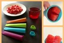 Ice Pop Recipes / by HIC Harold Import Company