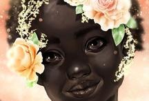 <3 My BLACK 365 / by MzKirah Wilcox