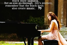Pianoforte... / by Cara