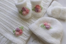 Baby Knits / by Connie Crain