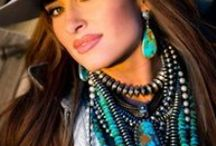 cowgirl bling / cowgirl at heart / by Denna Magee