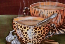 Coffee, I'd Love Some  / gotta have my coffee / by Denna Magee