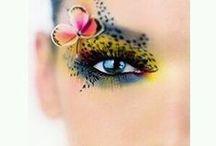 Makeup / by sandra contreras