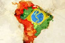 Brazil  / Brazil, the country where I was born and where my heart is.  / by Liza Haagsma