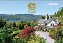 30 Years at LindethFell / It's a very special year as we celebrate 30 Years at Lindeth Fell - 26.06.1984 to 26.06.2014. / by Lindeth Fell Country House Hotel