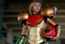 Metroid★★★★Cosplay / by JD