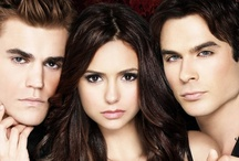 The Vampire Diaries / by Lisa Zullo