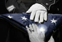 In Honor of GySgt.G.Simons - USMC  Vietnam Vet / by Marlene S.