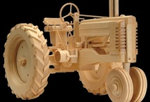 """TOYS / Wooden Toys """"I-Would-Like-To-Build!"""" / by Paul Hilchey"""