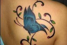 Tattoos / by Cassie Seybold
