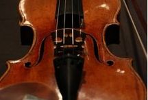 Violin love / by Doris Elling