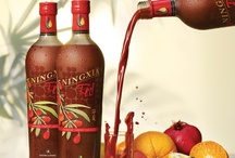 NingXia Red / NingXia Red combines the extraordinary wolfberry superfruit with 100 percent pure essential oils in a powerful, whole-body nutrient infusion. / by Young Living Essential Oils