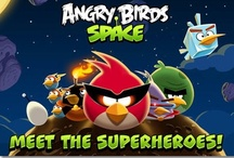 Angry Birds Space / by The Angry Bird King