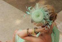 headband / tocados / by Queen Ara