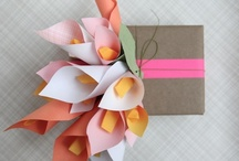 Gift Wrap / by Chrissy Carter