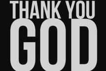 Godspiration / Inspiration taken from prayers, inspirational quotes, or God's word. / by Chrissy Carter