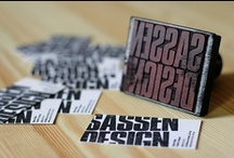 Business Cards / by Chrissy Carter