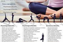 Yoga - Mind/Body Healing+ / by Jill Samter