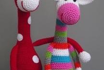 crochet ideas / by Nicole Esselink