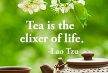 Tea Time / by Samantha Chambers