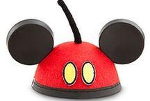 Disney Mouse Ears / by Debbie Woodward