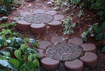 Garden crafts / by ElizBeth Cook