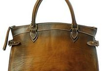 Leather Handbags / by Breanne S.